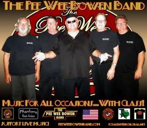 Pee wee Bowen Band