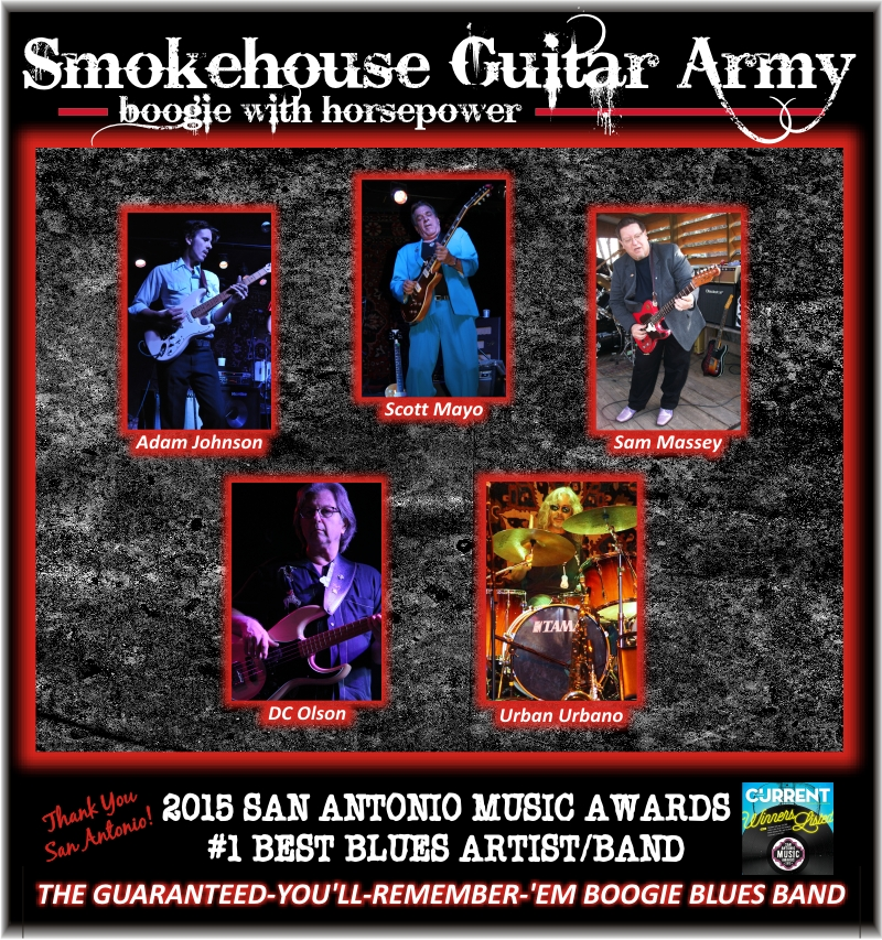 SMOKEHOUSE GUITAR ARMY