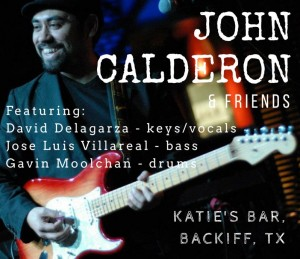 JOHN CALDERON & FRIENDS
