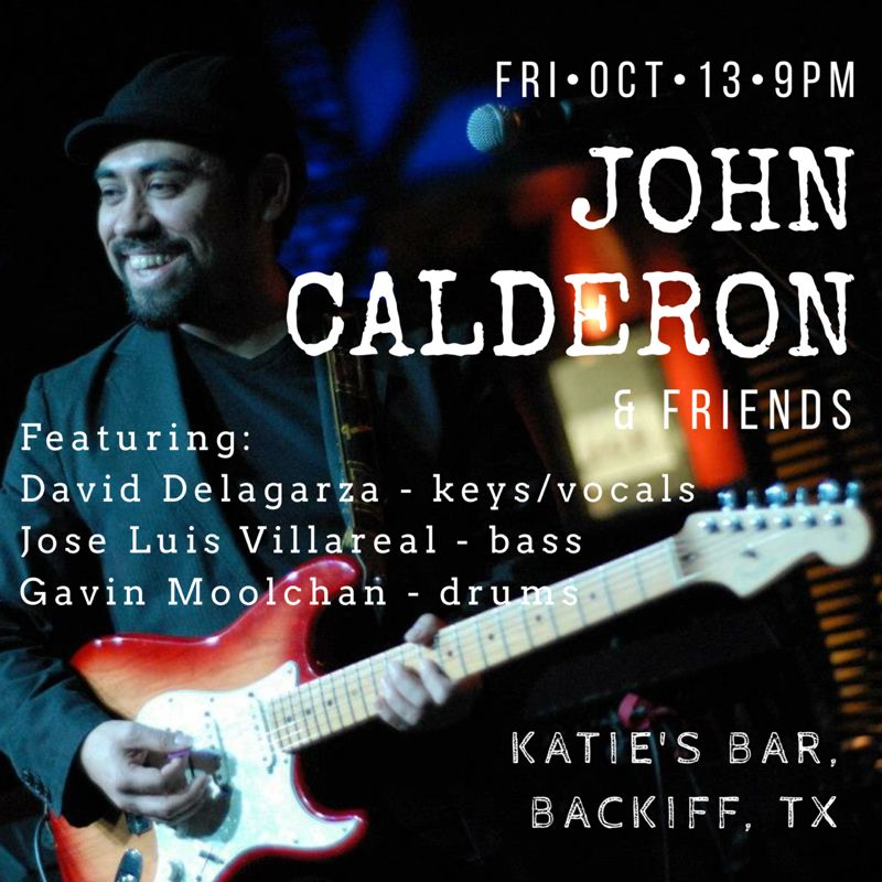 John Calderon and Friends