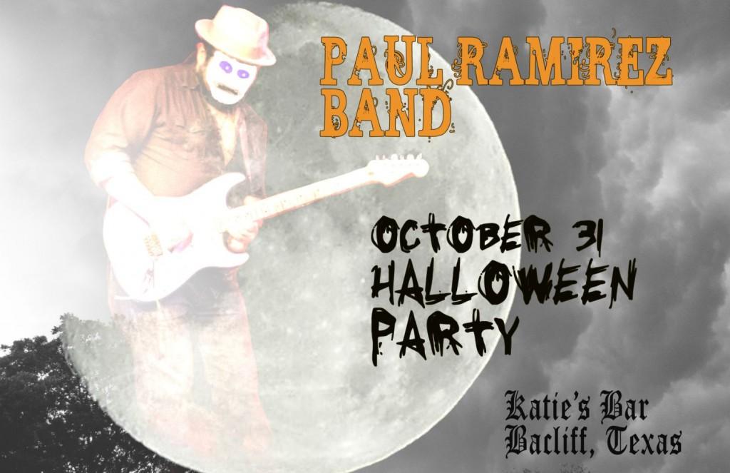 Paul Ramirez Halloween
