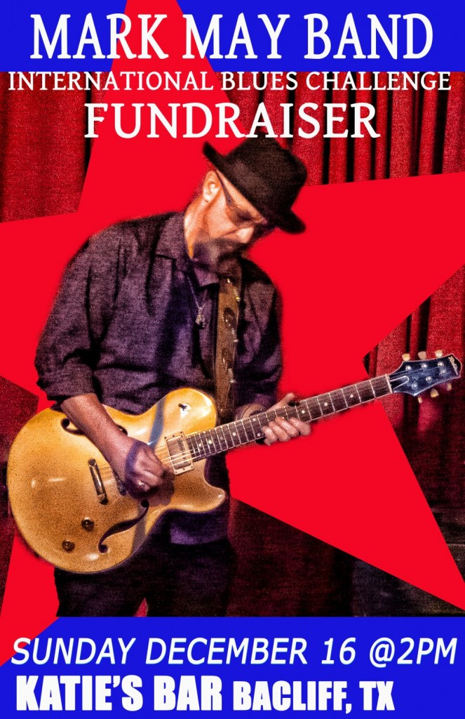 MARK MAY BAND IBC FUND RAISER