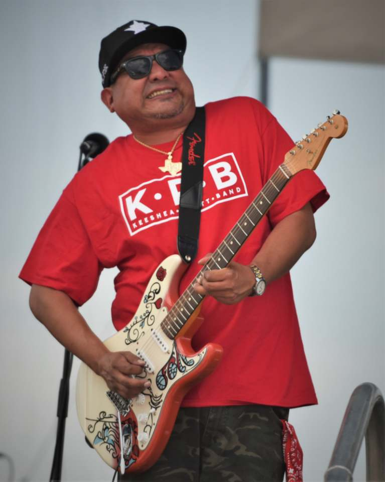 CHRIS CASTANEDA BAND