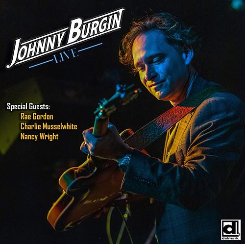 Johnny Burgin Live
